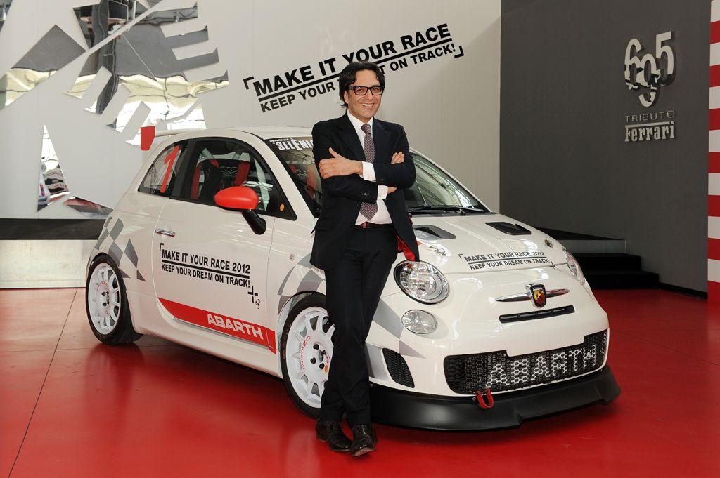 """Abarth: proseguono con successo le iscrizioni di """"Make it your race 2012"""""""