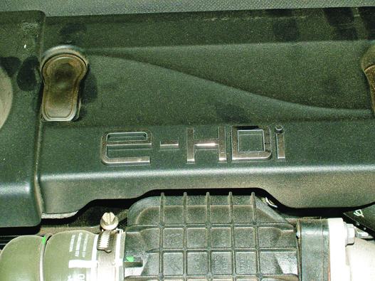 Peugeot 508 e-HDi – IN OFFICINA