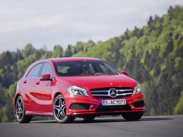 A meno di 24,000 euro la nuova classe A nelle concessionarie da settembre