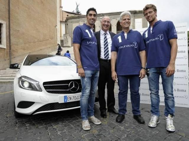 Laureus e nuova Classe A: lo sport per cambiare il mondo