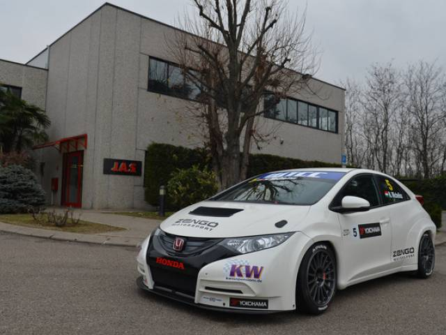 Zengo Motorsport sceglie Honda Civic per il Campionato WTCC