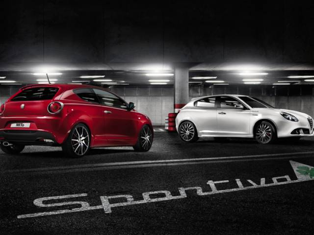 Alfa Romeo Giulietta è leader del mercato a dicembre