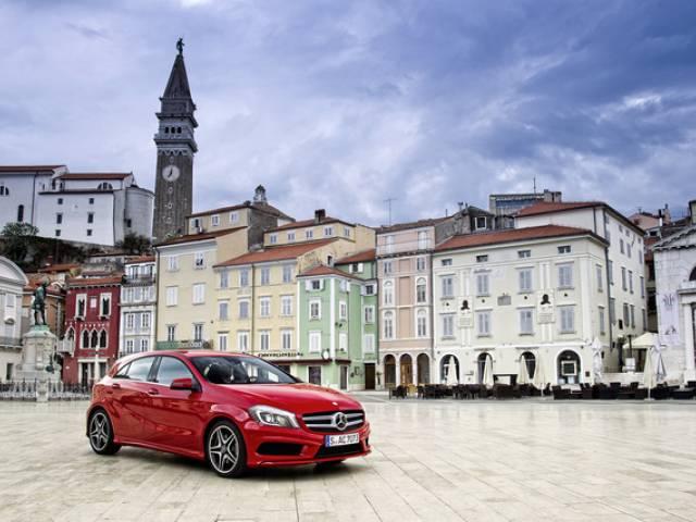 """La nuova Classe A è l' """"Automobile più bella dell'anno"""""""