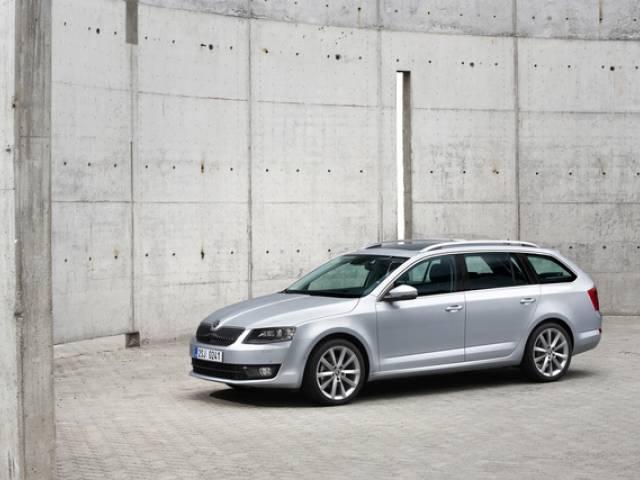 5 stelle Euro NCAP per la ŠKODA Octavia