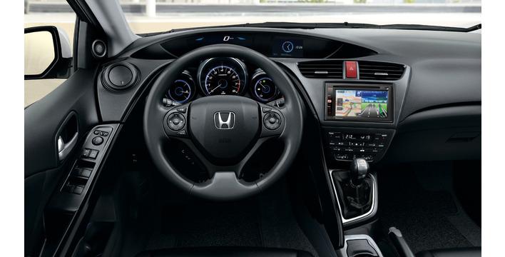 Honda lancia la nuova Civic YouTech