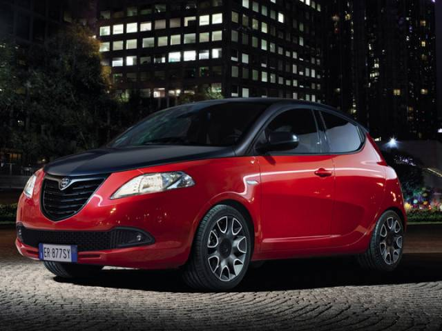 "Lancia Ypsilon è protagonista di ""Taste of The City"""