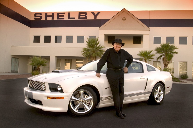 Carroll Shelby: ricordando una leggenda