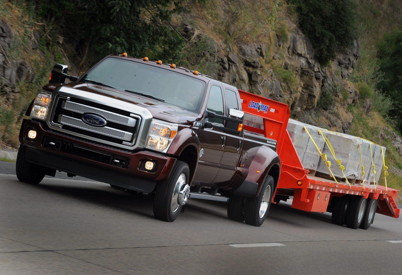 i truck americani i numeri da brivido dei pickup ford e ram e la normativa sae j2807. Black Bedroom Furniture Sets. Home Design Ideas