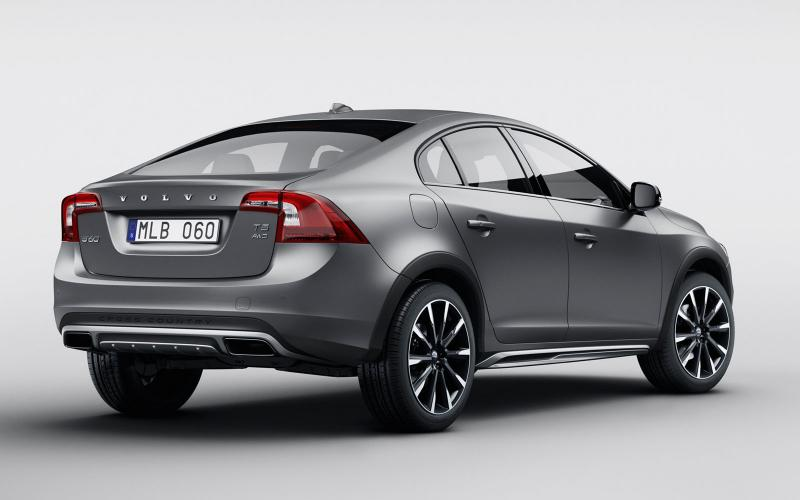 Volvo S60 Cross Country a Detroit