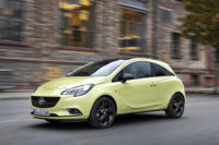 Gocce di Gasolio per la nuova Opel Corsa
