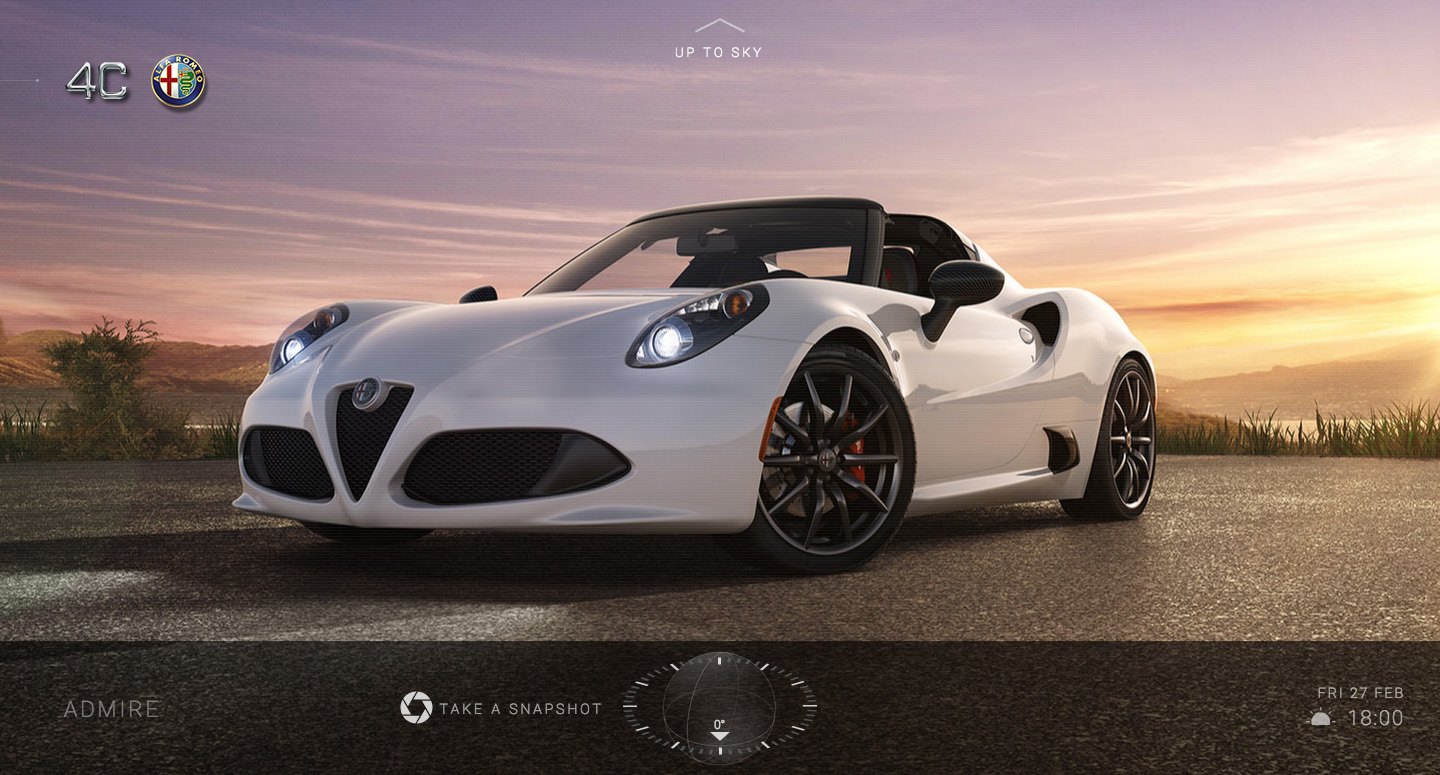 alfa romeo 4c. Black Bedroom Furniture Sets. Home Design Ideas