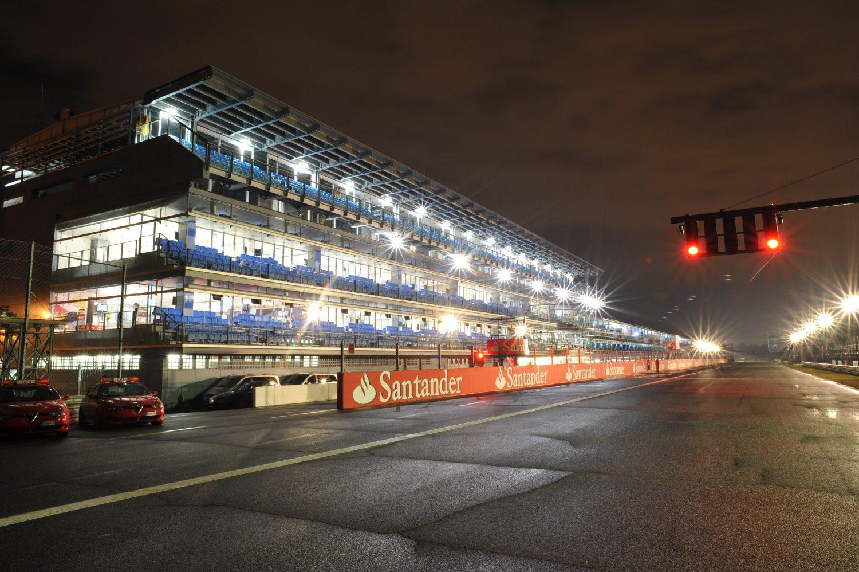 Circuito Monza : Circuito scalextric monza en caja de segunda mano e