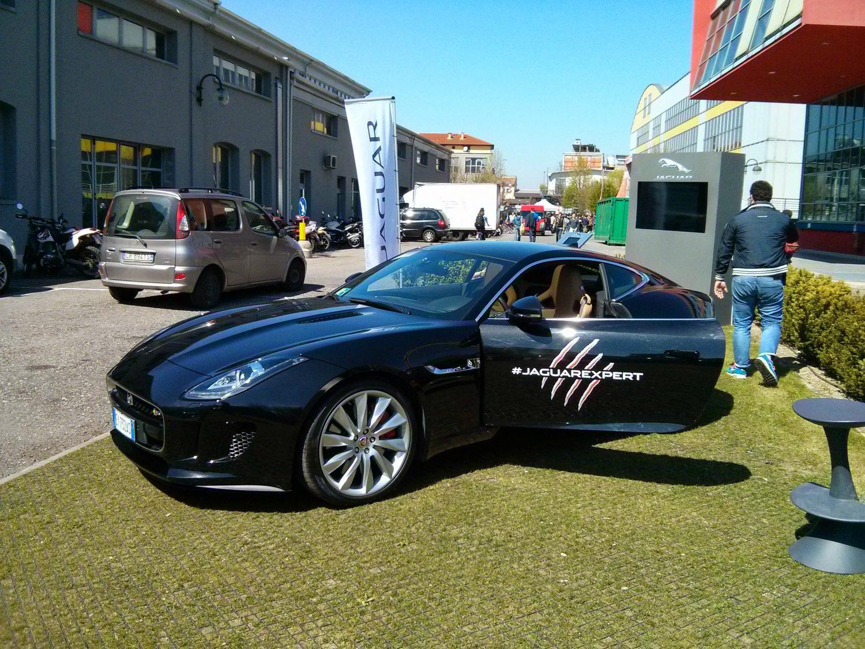 Jaguar al Politecnico di Milano