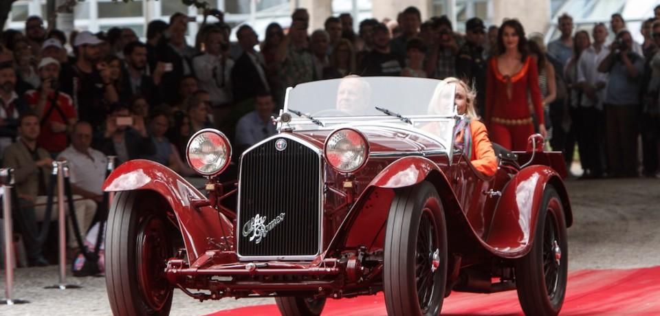 All'Alfa Romeo 8C il Trofeo BMW Group di Villa d'Este