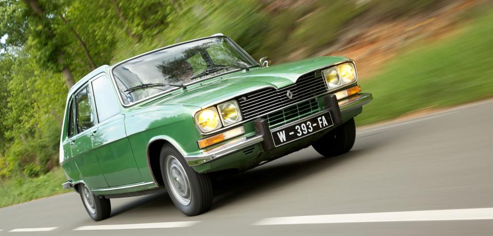 Renault 16 festeggia 50 anni