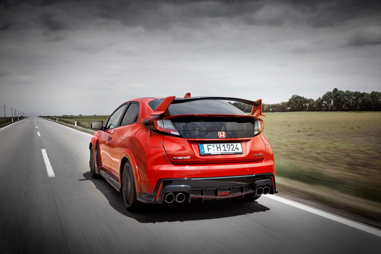 Honda Civic Type R: la più potente non l'abbiamo ancora vista
