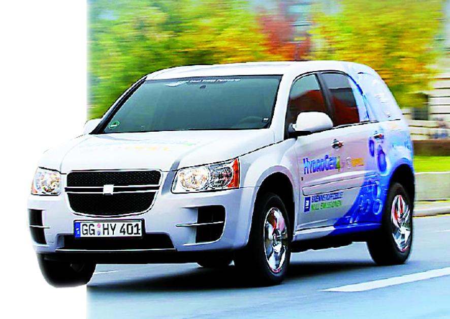 2010 – GM Hydrogen IV