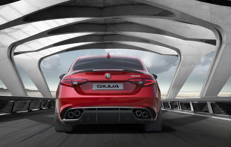 Alfa-Romeo Giulia: la rinascita del biscione
