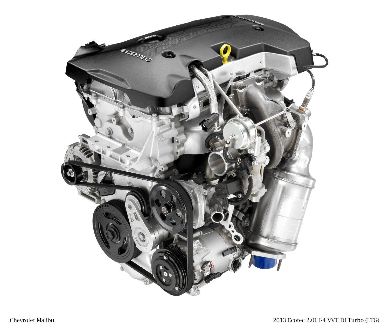 2013 Ecotec 2.0L I-4 VVT DI Turbo (LTG) for Chevrolet Malibu