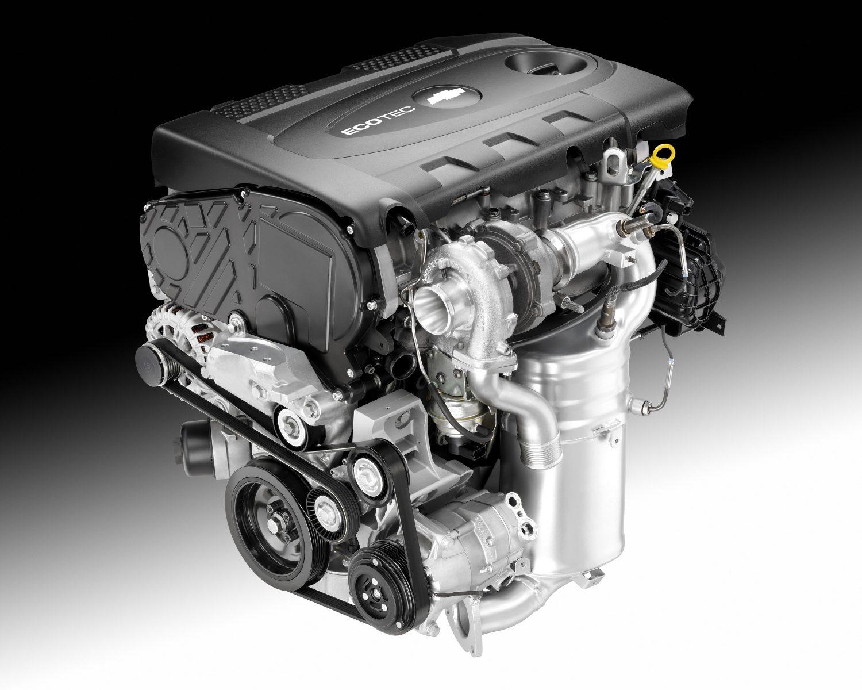 2014 Chevrolet Cruze Turbo Diesel