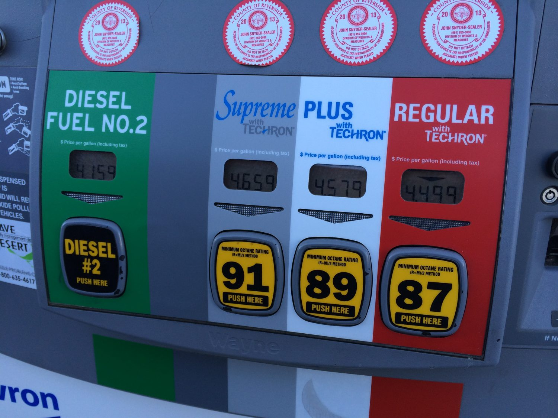 Diesel vs Benzina