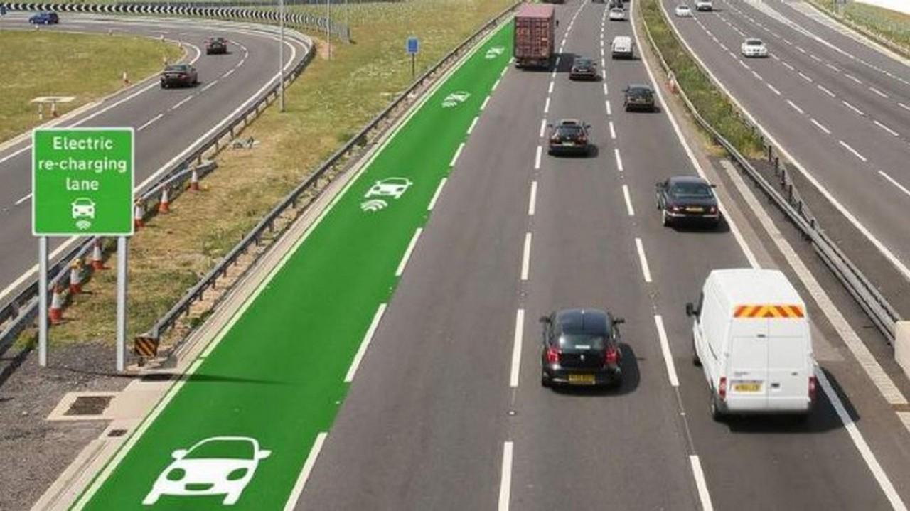 Autostrade Elettriche: in Inghilterra è realtà