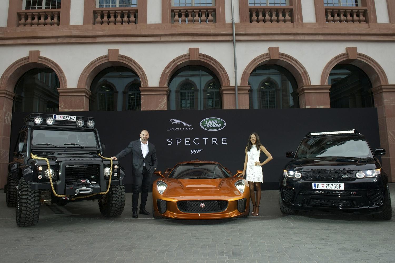 Arrivano le Bond cars