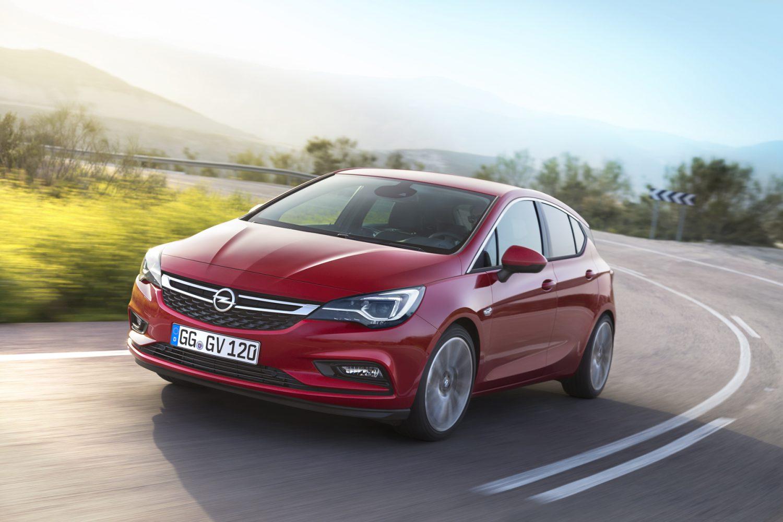 Opel Astra: Capitolo Nuovo