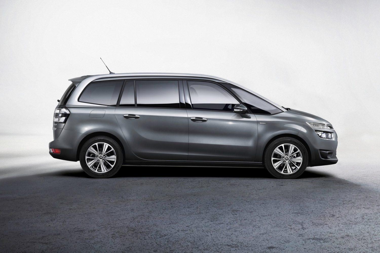 Citroën C4 Picasso BlueHDi EAT6: adesso, ci pensa lei!