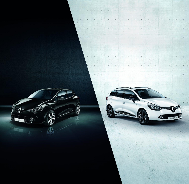 Renault Clio DUEL e Clio DUEL2
