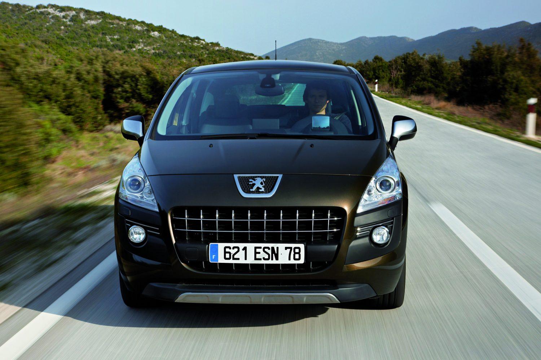 Peugeot 3008 MY2010