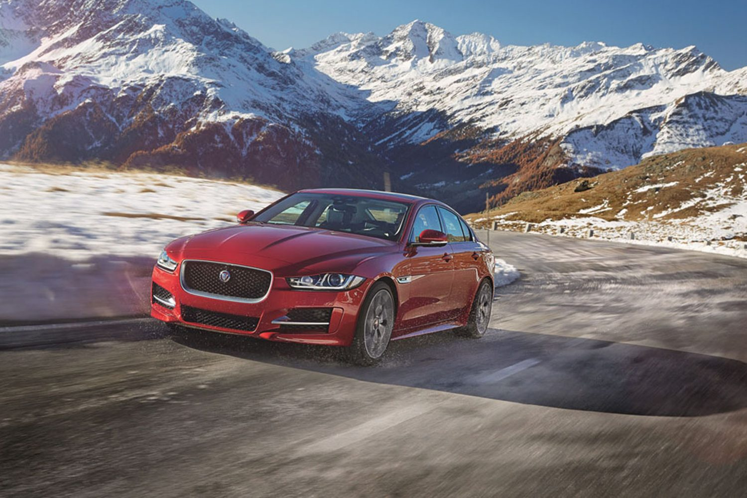 Jaguar XE Model Year 2017