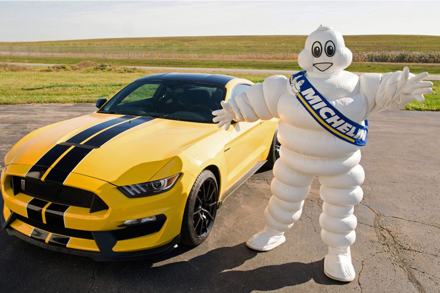 Ford e Michelin