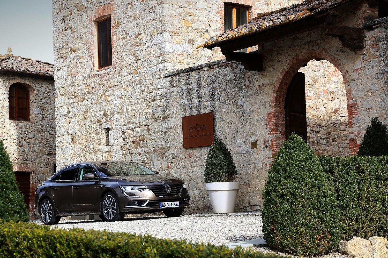 Renault Talisman: il talismano della felicità.
