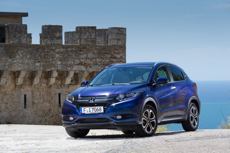 Honda HR-V e Jazz ottengono le 5 stelle