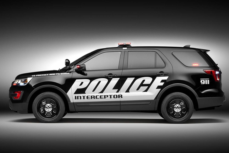 2018 Ford Utility Interceptor 2017 2018 2019 Ford