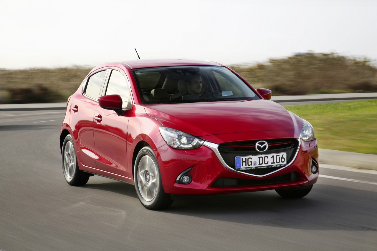 Mazda2 1.5 SKYACTIV-D 105 CV: la baby premium che consuma poco