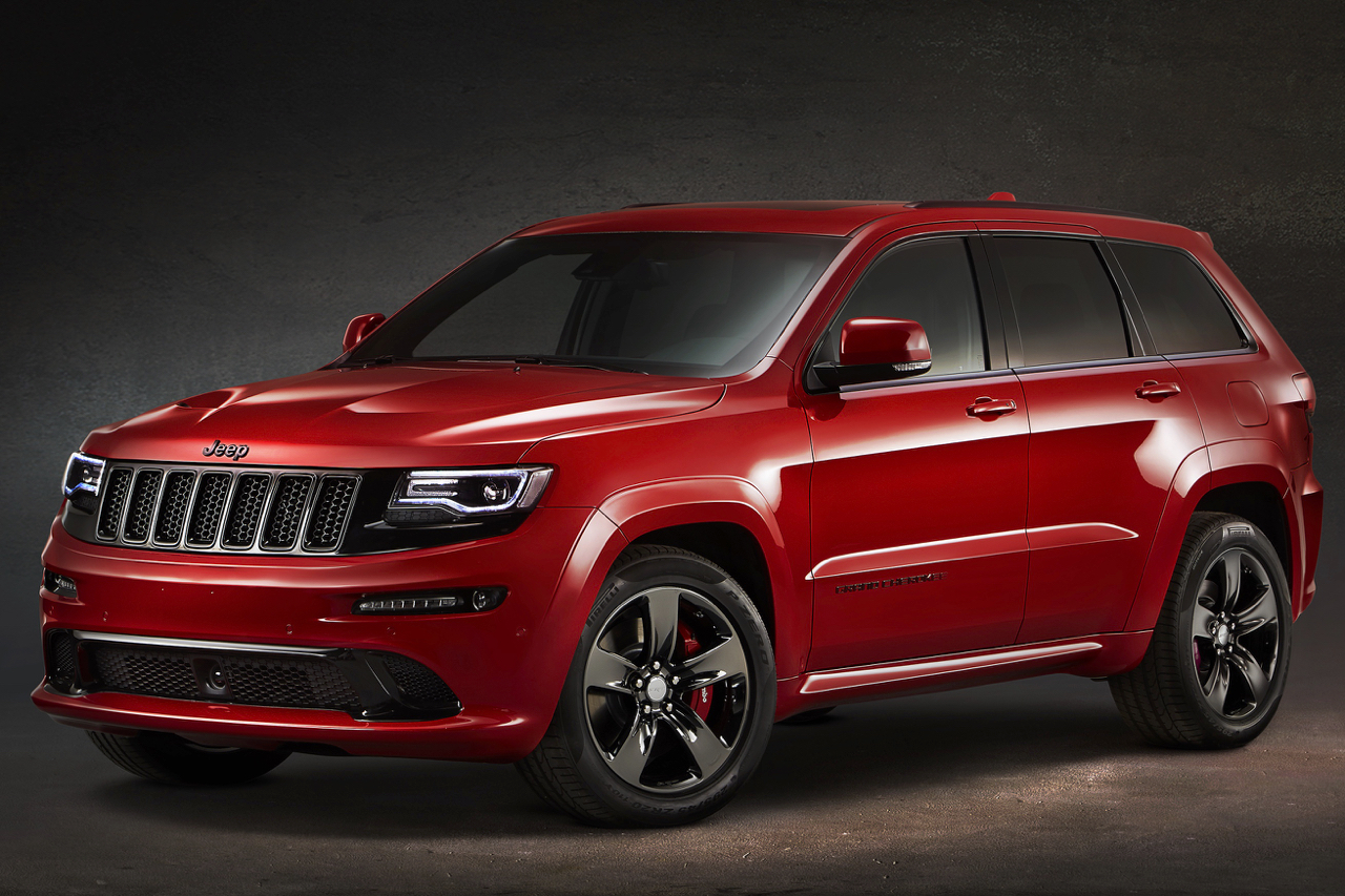 2017 jeep grand cherokee con motore hellcat. Black Bedroom Furniture Sets. Home Design Ideas