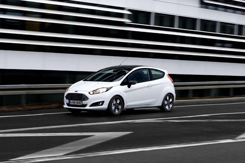 Ford Fiesta, numero uno