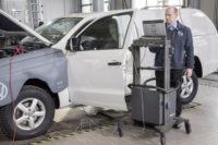 Volkswagen, inizia la campagna per i motori diesel EA189