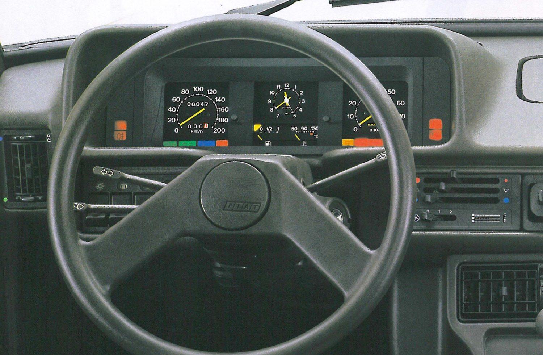 Fiat 131 Terza Serie Semplicemente Indimenticabile