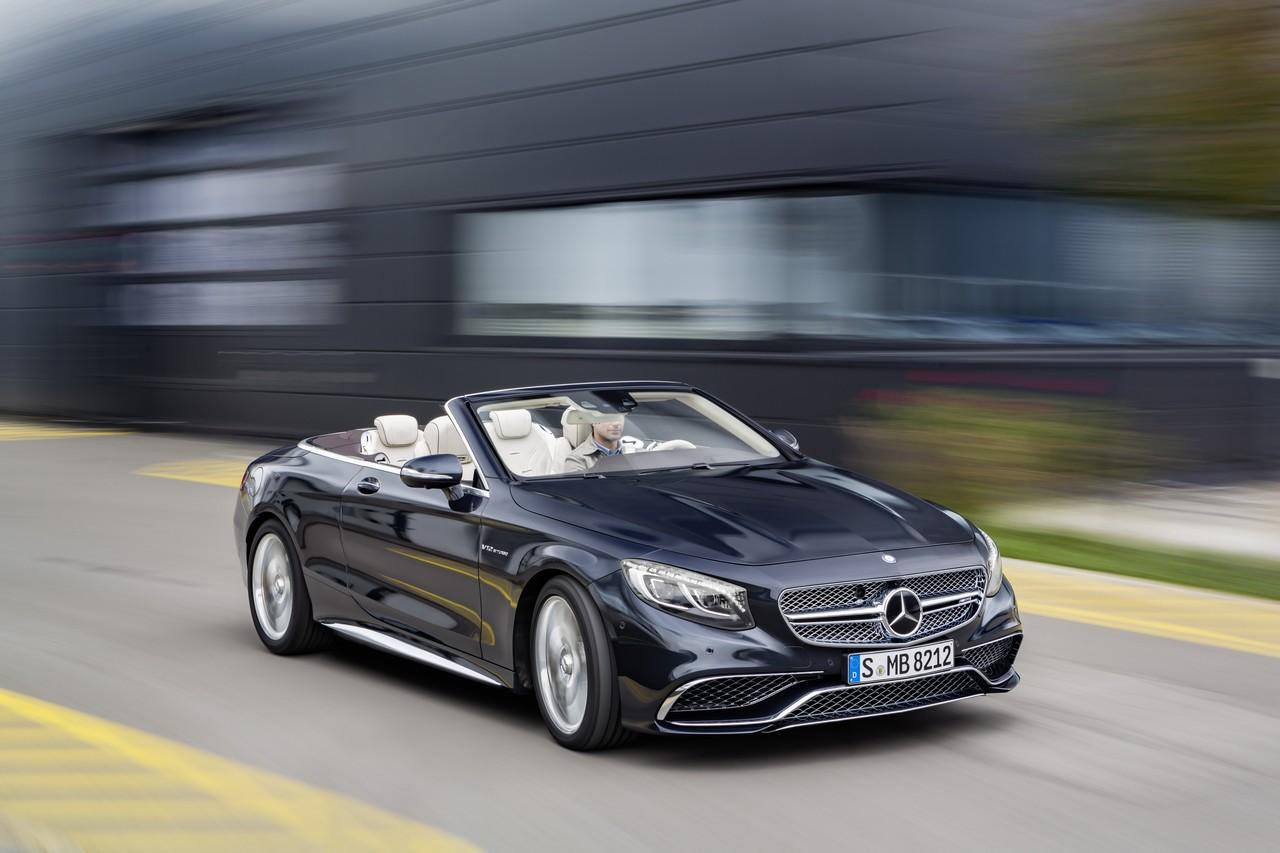 Nuova Mercedes Classe S Cabrio: yacht su quattro ruote