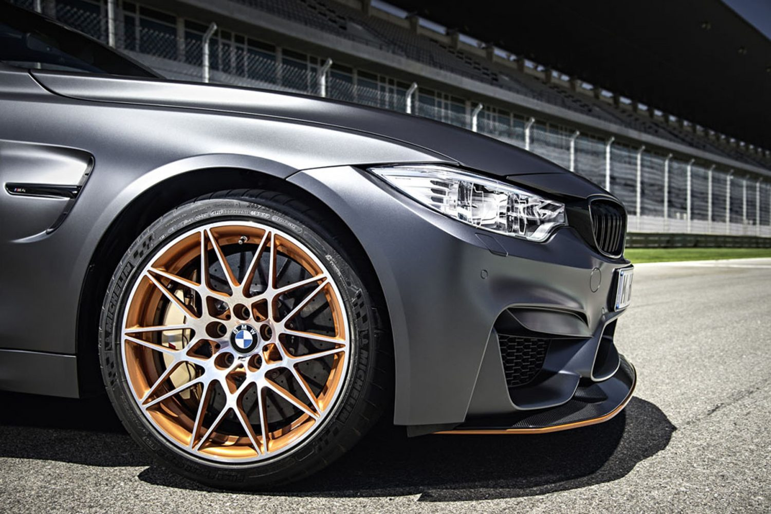 Michelin per la BMW M4 GTS