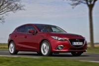 Mazda3 con il nuovo diesel 1,5 litri