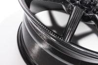 Ruote in fibra di carbonio per Ford GT