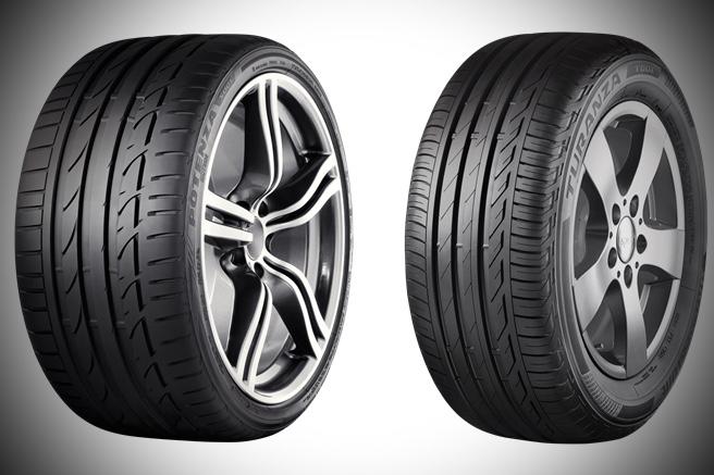 Bridgestone per BMW
