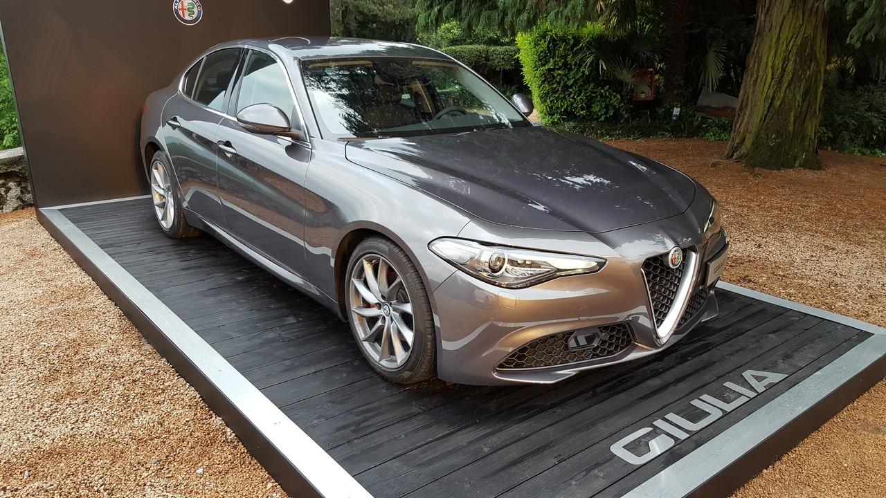 Nuova Alfa Romeo Giulia La Rinascita Del Biscione