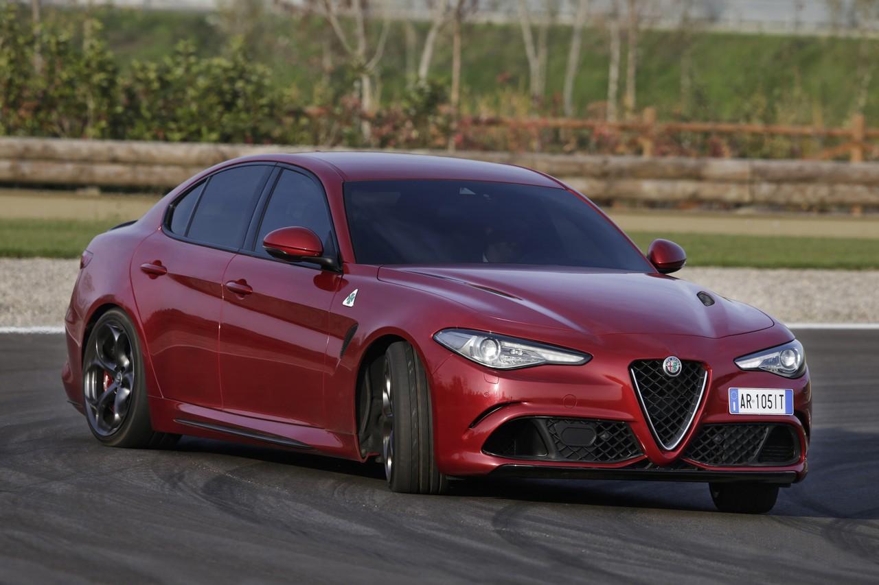 Alfa Romeo Giulia Quadrifoglio: emozione vera