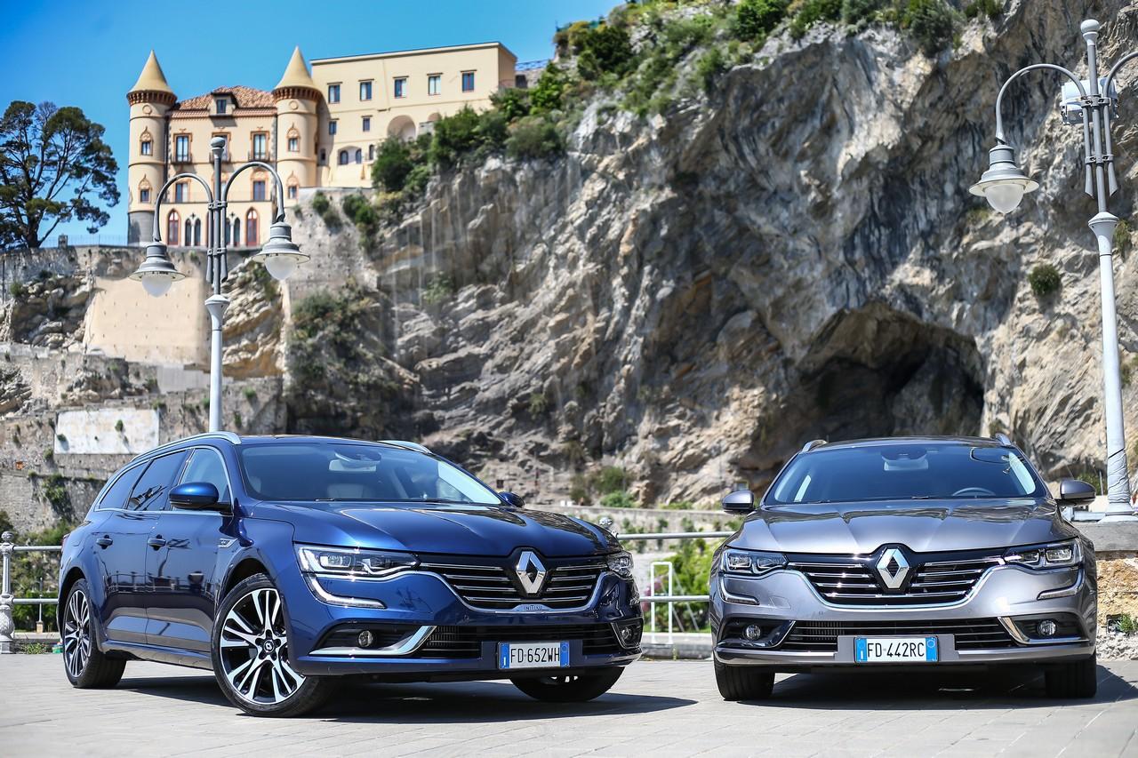 Renault Talisman Sporter: la Multi-Sense spaziosa