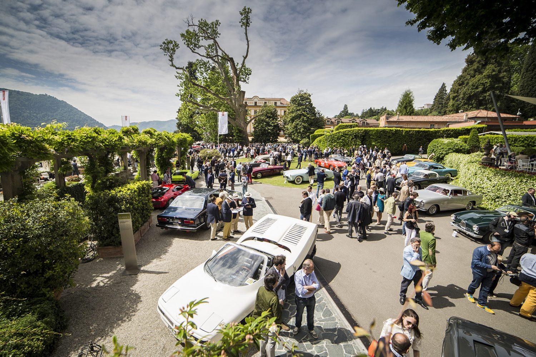 Concorso di Eleganza Villa d'Este 2016